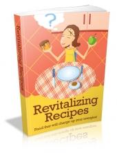 Revitalizing Recipes Private Label Rights
