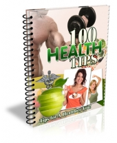 100 Health Tips Private Label Rights