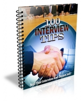100 Interview Tips Private Label Rights