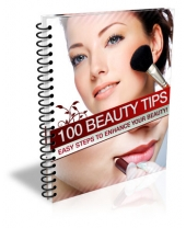 100 Beauty Tips Private Label Rights