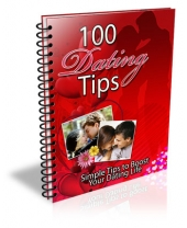 100 Dating Tips Private Label Rights