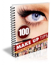 100 Make Up Tips Private Label Rights