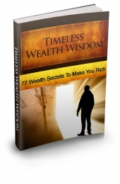 Timeless Wealth Wisdom Private Label Rights