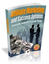Affiliate Marketing and Success Systems Private Label Rights