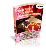 How To Start Mini Give Away Event! 2nd Edition Private Label Rights