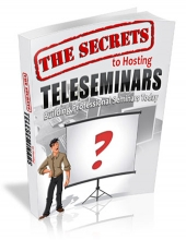 The Secrets To Hosting Teleseminars Private Label Rights