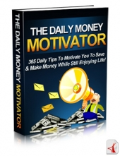The Daily Money Motivator Private Label Rights