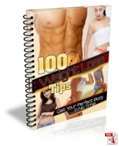 100 Weight Loss Tips Private Label Rights