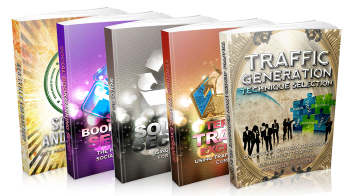 Internet Marketing eBooks Pack 4