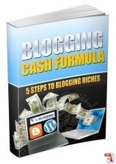 Blogging Cash Formula Private Label Rights