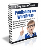 Publishing With WordPress Private Label Rights