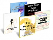 Health and Self Improvement Combo Private Label Rights