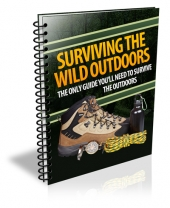 Surviving The Wild Outdoors Private Label Rights