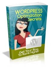 Wordpress Optimization Secrets Private Label Rights