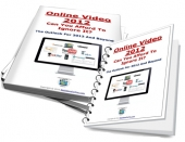 Online Video 2012 Private Label Rights