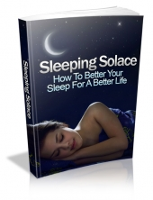 Sleeping Solace Private Label Rights