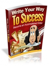 Write Your Way to Success Private Label Rights