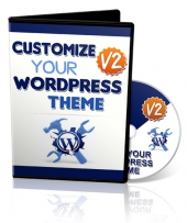 Customize Your WordPress Theme V2 Private Label Rights