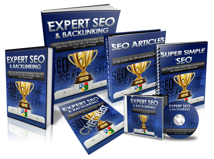 Expert SEO and Backlinking
