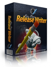 Easy Press Release Writer Private Label Rights