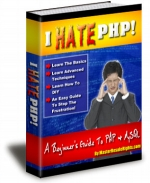 I Hate PHP! Private Label Rights