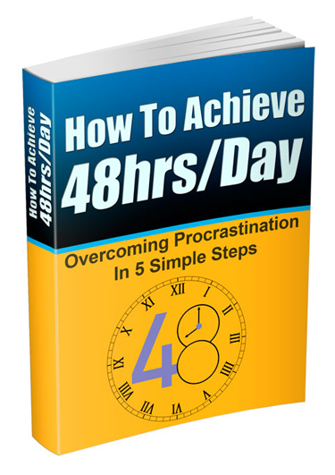 How To Achieve 48hrs/Day