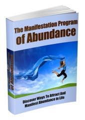 The Manifestation Program Of Abundance Private Label Rights