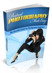 Portrait Photography Made Easy Private Label Rights