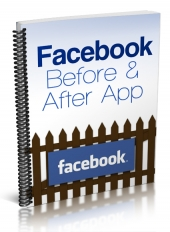 Facebook Before & After App Private Label Rights
