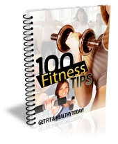 100 Fitness Tips Private Label Rights