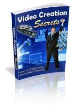 Video Creation Secrets Private Label Rights