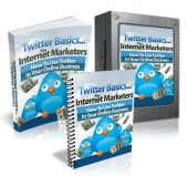 Twitter Basics For Internet Marketers Private Label Rights