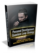 Personal Development Quantum Leap Strategy Private Label Rights
