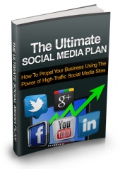 The Ultimate Social Media Plan Private Label Rights