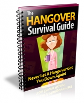 The Hangover Survival Guide Private Label Rights