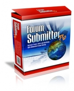Forum Submitter Pro Private Label Rights