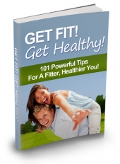 Get Fit Get Healthy Private Label Rights
