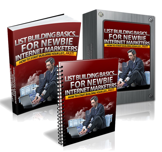 List Building Basics... For Newbie Internet Marketers