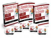 5 Simple Steps To Create Killer Products Private Label Rights