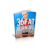 36 Fat Burning Potent Foods Private Label Rights