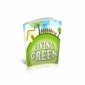 Living Green Tips & Tricks Private Label Rights
