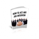 Ace Any Job Interview Private Label Rights