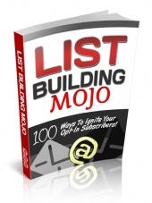 List Building Mojo Private Label Rights