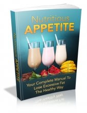 Nutritious Appetite Private Label Rights