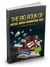 The Big Book of Social Media Marketing Tips Private Label Rights