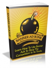 Banner Ad Bomb Private Label Rights