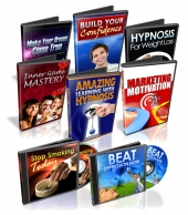 Eight Hypnosis Tracks Private Label Rights