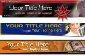 3 Web Templates