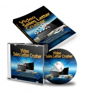 Video Sales Letter Crusher Private Label Rights
