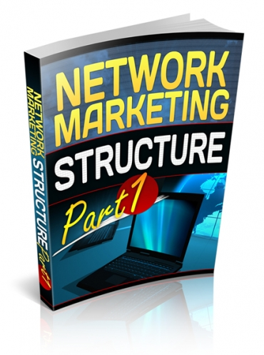 Network Marketing Structure Part 1